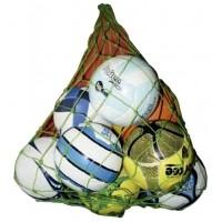 Portabalones de Fútbol JS Red porta 8 balones 0004118