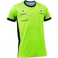 Camisetas Arbitros de Fútbol LUANVI Referee  11481-0192