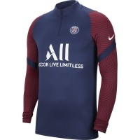 Sudadera de Fútbol NIKE Paris Saint-Germain Strike 2020-2021  CD4928-411