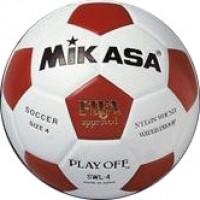 Balón Talla 4 de Fútbol MIKASA SWL-4 SWL-4R-FS