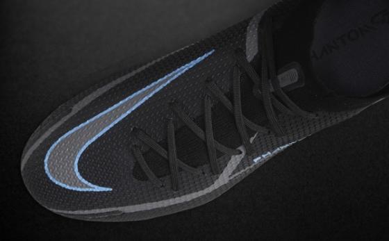 Botas de Fútbol Nike Phantom Negro / Negro