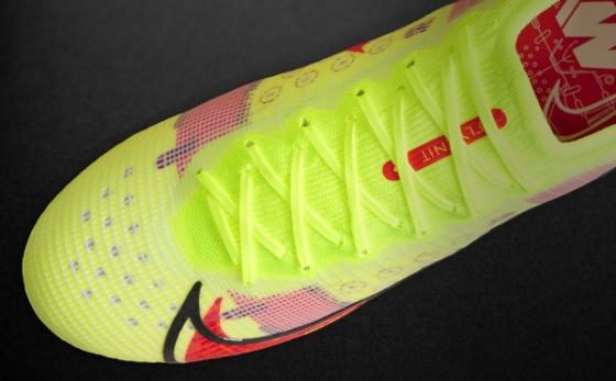 Botas de Fútbol Nike Mercurial Amarillo Flúor / Negro